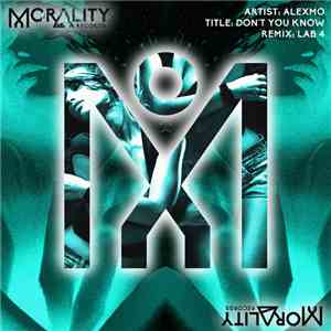 AlexMo - Don't You Know download
