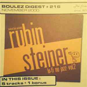 Rubin Steiner - Lo-Fi Nu Jazz Vol. 2 (Bild Einz Barebone Remixes) download